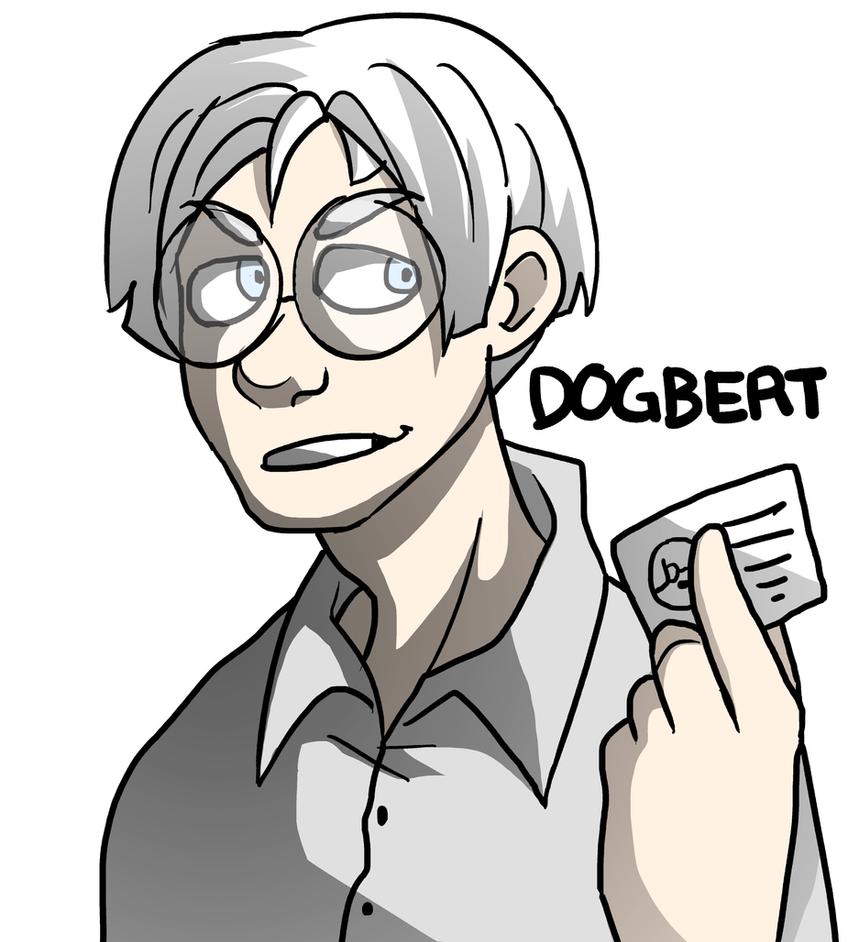 Dogbert by NEOmi-triX