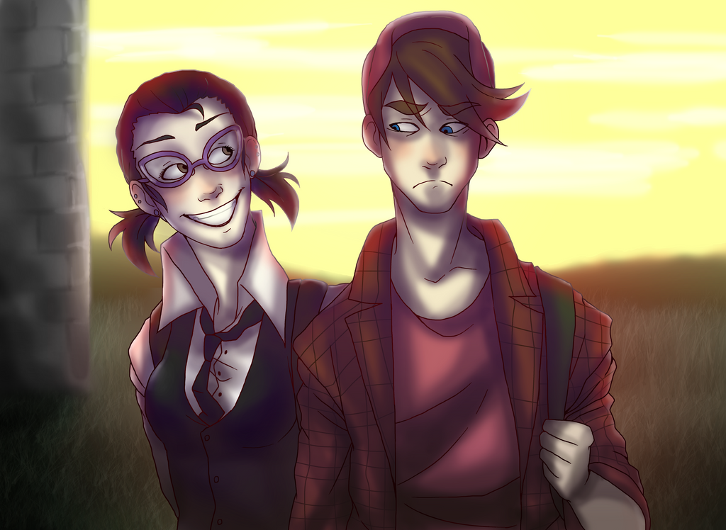Timmy and Tootie by NEOmi-triX