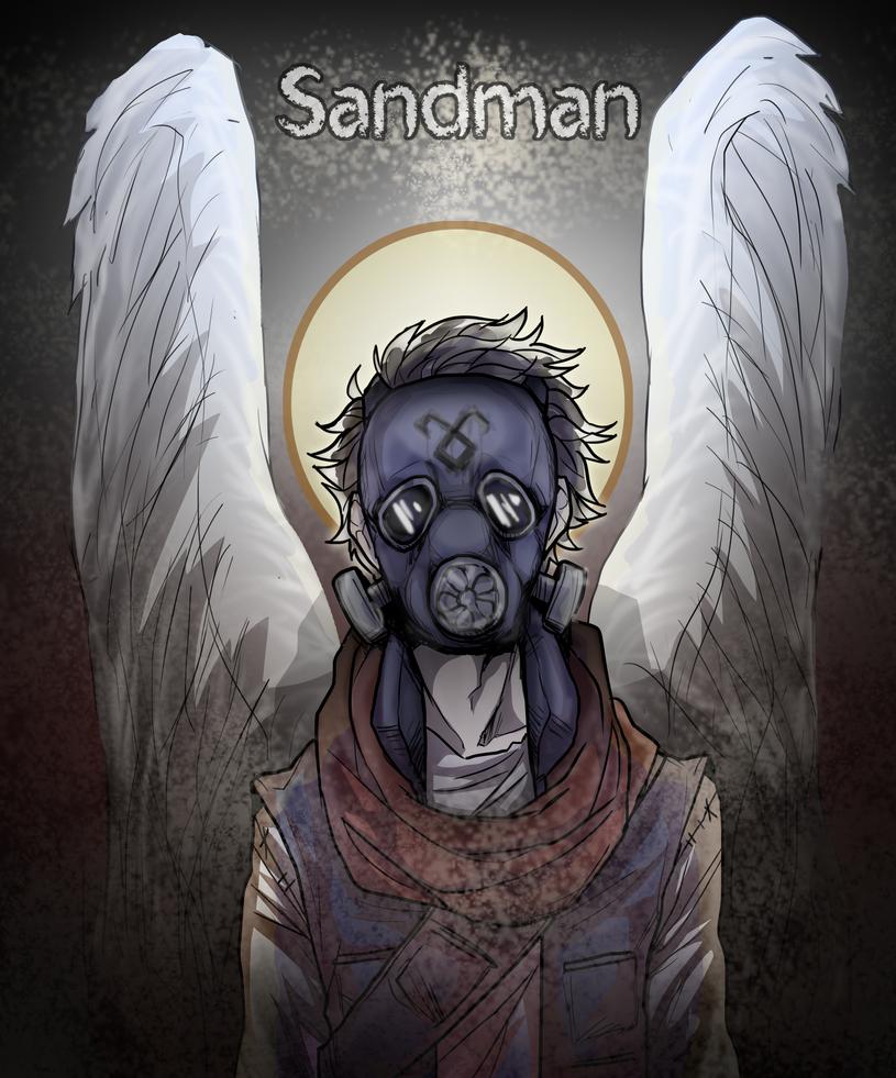 Sandman Cover by NEOmi-triX