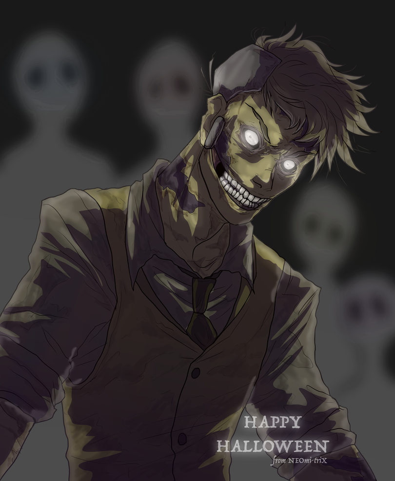 Happy Early Halloween by NEOmi-triX