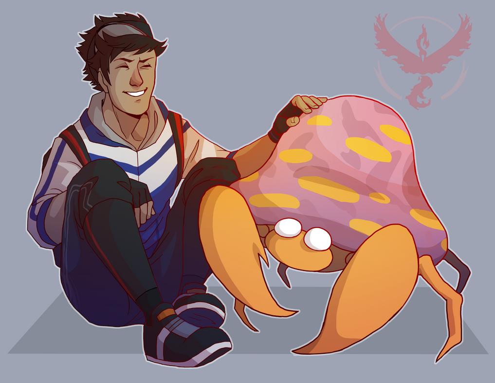 Pokemon GO by NEOmi-triX