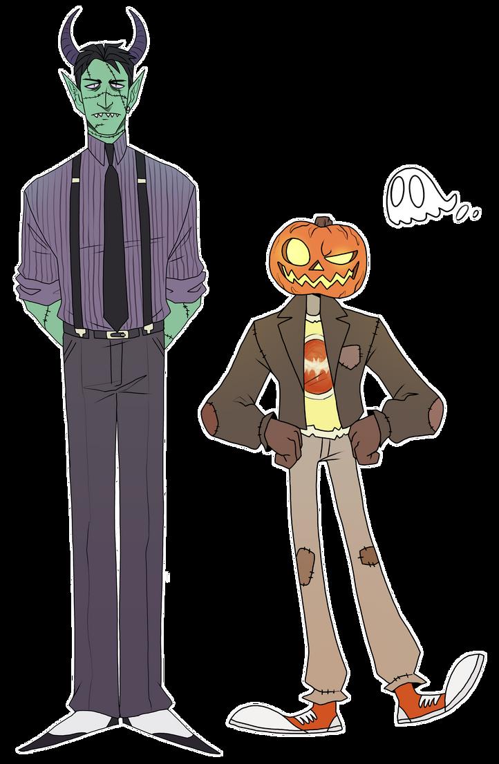 Halloween Bounty by NEOmi-triX