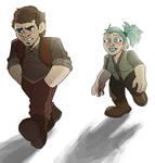 Eliot and Rivet