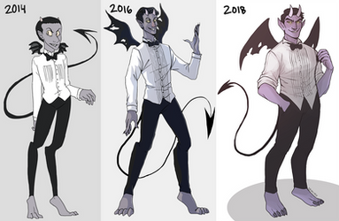 Silas Redraw