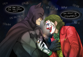 Joker and the Bat, years later