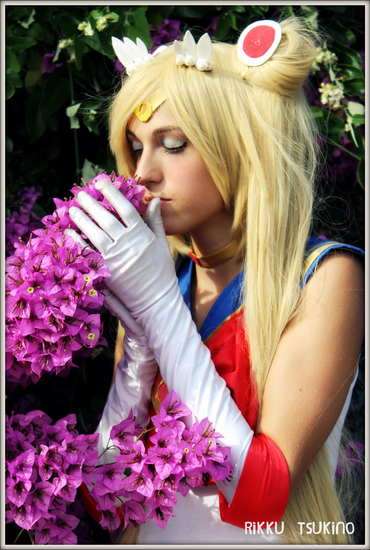 Sailor Moon Cosplay by rikkutsukino