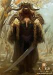 Huangman Warrior