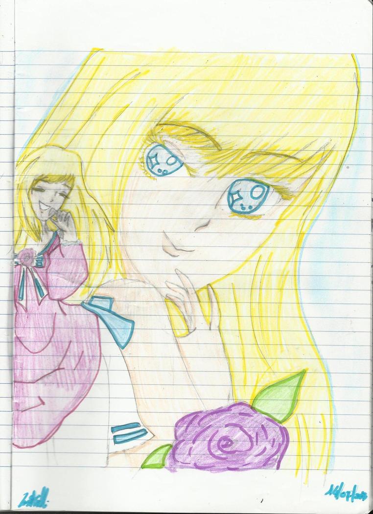 Noble Kira by Jackline695