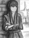 sketch trade - Yuri