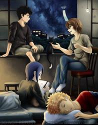 'Starlight' Persona 5 Zine