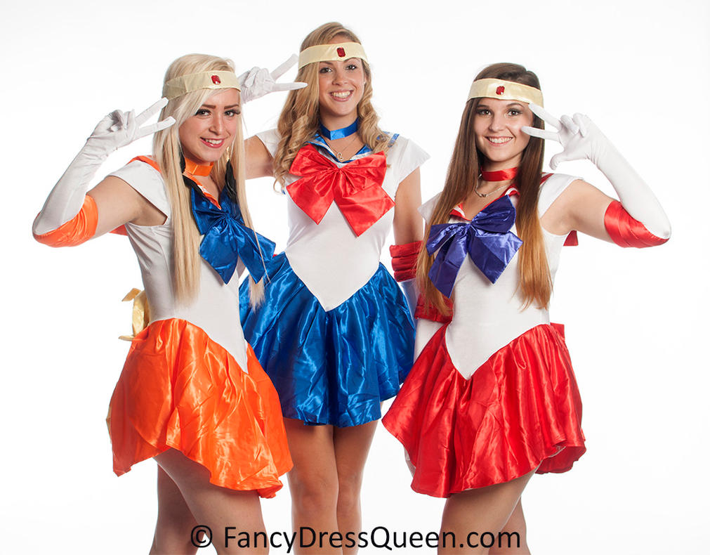 Sailor Moon Cosplay Costumes by fdqphotography ...  sc 1 st  DeviantArt & Sailor Moon Cosplay Costumes by fdqphotography on DeviantArt