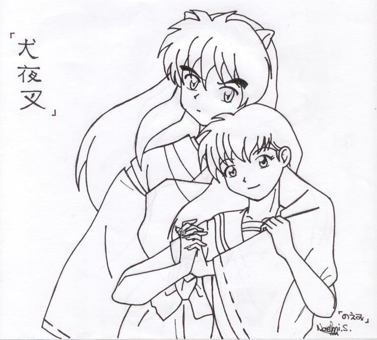 Sango y Miroku n_n by Inuyasha-Majere on DeviantArt