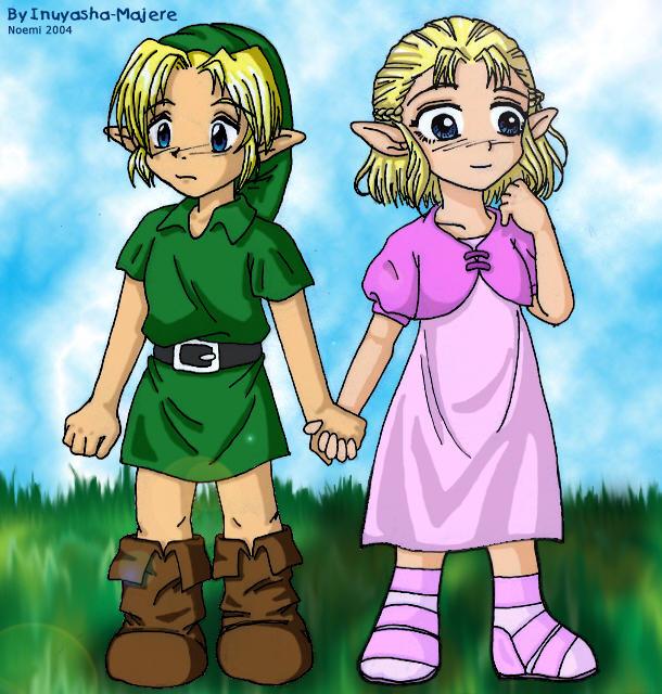 Link And Zelda Relationship Link Zelda Love Quotes...