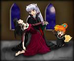 Inuyasha Gothic Halloween