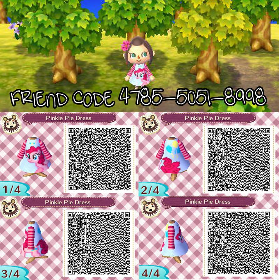 Pinkie Pie Animal Crossing Patterns by SeiRyuSeijin on
