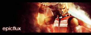 Phantasy Star Universe Leo by epic-flux