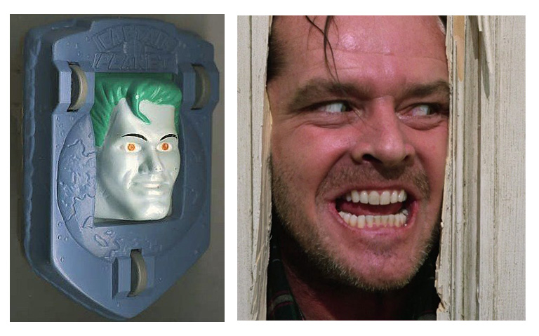 The Shining: Captain Planet Version by FrankieAlton