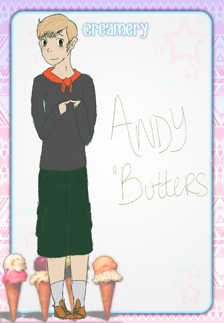 Andy 'Butters' by Razapple