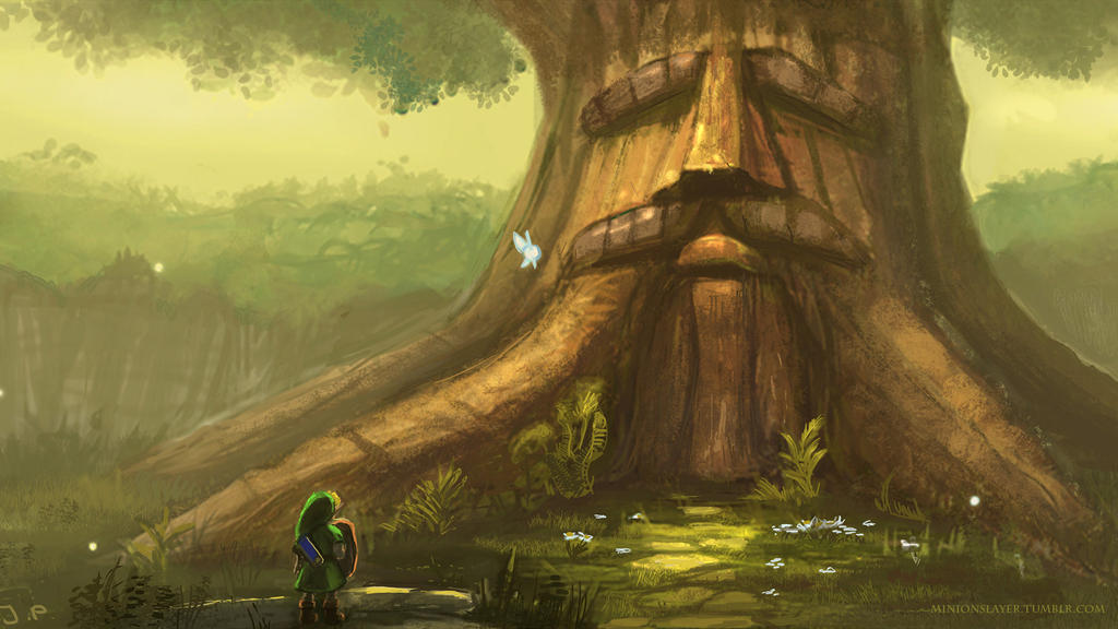 legend_of_zelda___deku_tree_by_minionsla