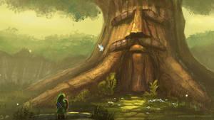 Legend of Zelda : Deku Tree