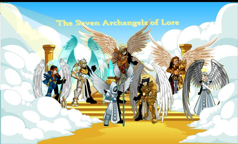 7 Archangel Seals