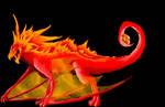 Flame Wyvern