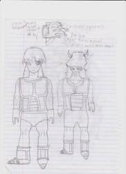 May and Daizu by DarkTheRelentless