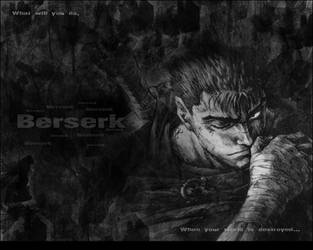 Berserk by tobiass85