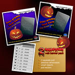 halloween banner pack