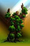 tree-n-man render