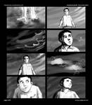 hero : storyboard panels : 1