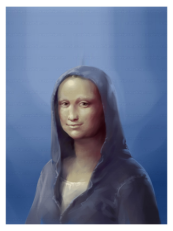 Monalisa by scorpy-roy