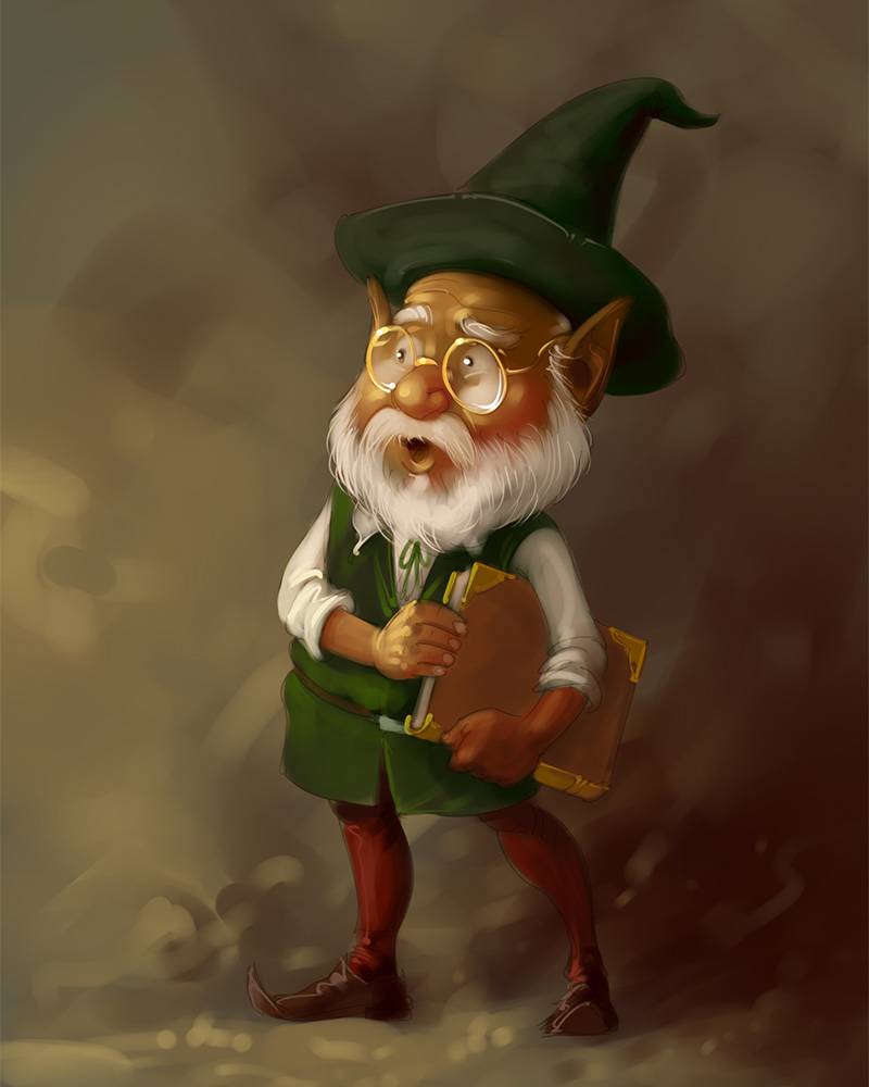 Elf by scorpy-roy