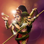 Durga tribute 16