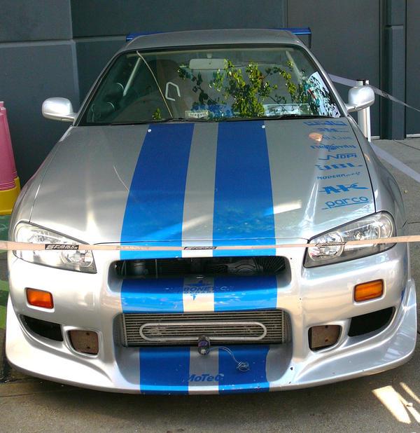 2 Fast 2 Furious III By Copperarabian On DeviantArt