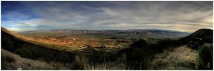 Bekaa Valley Panorama