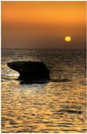 Rocky Sunset V
