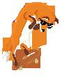F2U: One radical fox by FoxByTheFoot