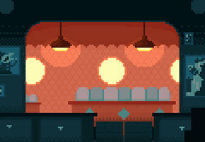 Dither Diner by FoxByTheFoot