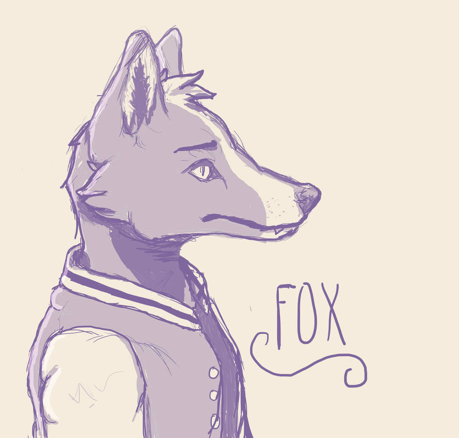 Sketch by FoxByTheFoot