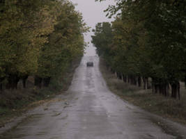 Leaving all behind by iulikamd