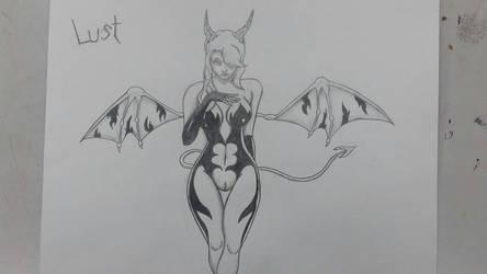 Lust by DR3WZILLA