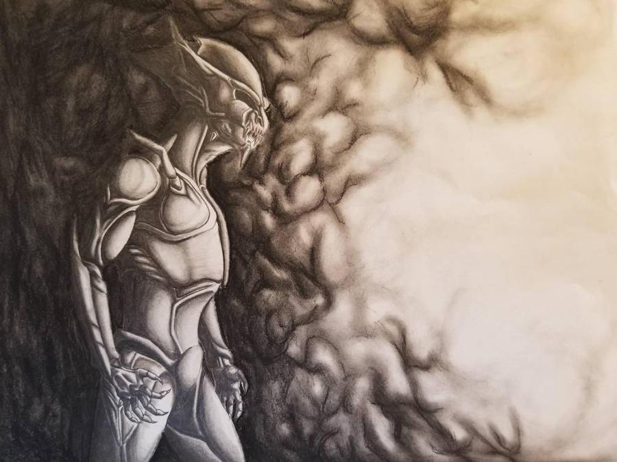 Darkest Hour  by DR3WZILLA
