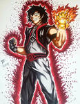 The Crimson Black Warrior