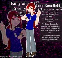 Jane Reference Sheet