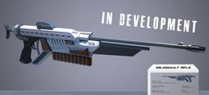 N16 Assault rifle, specs