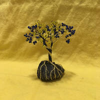 Maize and Blue Tree