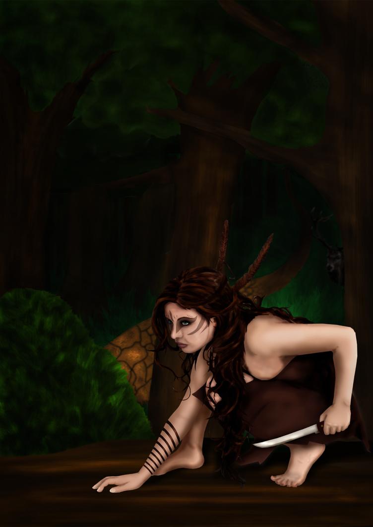 Hunter by missimoinsane