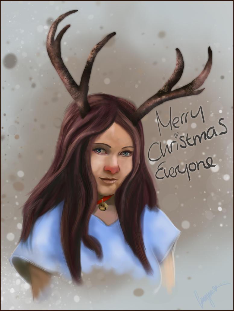 Rudolph by missimoinsane