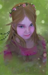 Fae Princess Wendy by missimoinsane